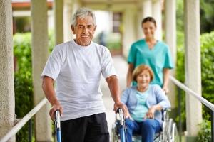 Verpleeg- en verzorgingshuizen en verstandelijkbeperkten- zorgorganisaties